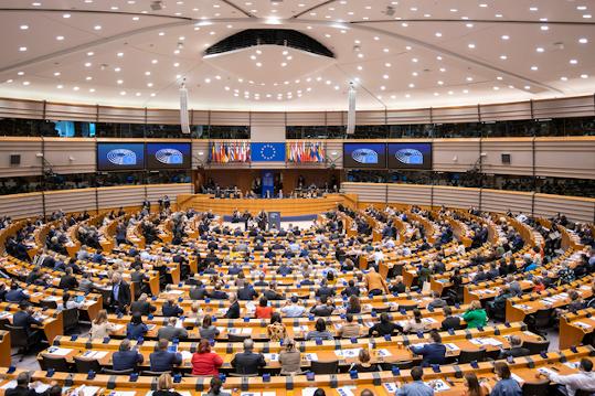 Plenum EU-Parlament