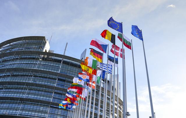 EU-Parlament Straßburg